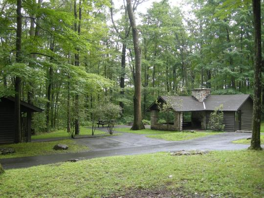 Cabin #14   Black Moshannon State Park, Family Cabin District    Philipsburg, Pennsylvania